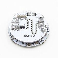 Led Microwave Radar Sensor for 3-12W Spherical Lamp Smart Switch 3.3-20V Dc