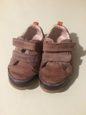 Clarks chicos zapatos talla 5F