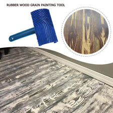 Rubber wood graining pattern wall painting decor diy painting tool for wall  DS