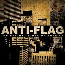 Anti-flag The Bright Lights Of America CD