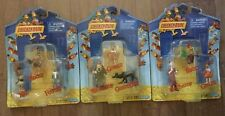 Set of 3 Chicken Run Collectible Figure Figurine Gift Sets (2000 Playmates)