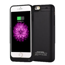 6800mAh External Backup Power Bank Portable Battery Case Charger for iPhone 6 6S