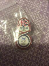 Olympics London 2012 Pin Badge P&G Team GB