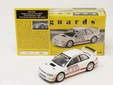Coches de carreras de automodelismo y aeromodelismo blancos Subaru