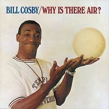 Why Is There Air? by Bill Cosby (CD, Apr-1998, Warner Bros.)
