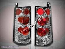 2003 2004 2005 2006 GMC SAVANA/CHEVY EXPRESS ALTEZZA TAIL LIGHTS