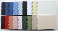 Mountboard Blank Scrap Book / Guest Book / Photo Album / Vintage A5 / A4, 20page