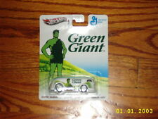 Hot Wheels GENERAL MILLS  Green Giant  Haulin' Gas MIB
