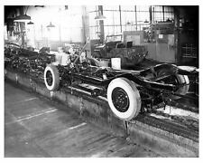 1949 Willys Overland Jeepster Chassis Assembly Factory Photo ub0950-1DWJUI