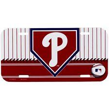 Philadelphia Phillies - Baseball License Plate