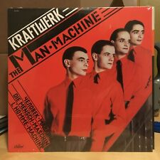 "Kraftwerk ""The Man Machine"" LP NEW / SEALED"