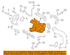 HYUNDAI OEM 13-14 Veloster-Exhaust Manifold 282312B700