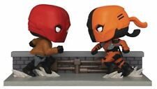 Funko Pop Comic Moment - DC - Red Hood Vs Deathstroke Figures