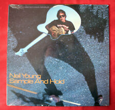 """NEIL YOUNG Sample and hold - Mr Soul— 12"""" MAXI 45T"""