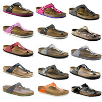 Birkenstock Gizeh Toe Post Sandals Authorised retailer - (R)egular & (N)arrow