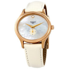Tissot Bella Ora White Mother of Pearl Dial Ladies Watch T103.310.36.111.00