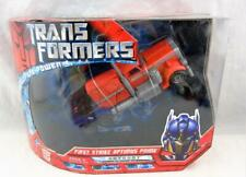 Transformers 2007 Movie Voyager Class First Strike Optimus Prime MISB