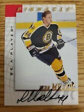 1997-98 Be A Player Autographs #23 Dean Malkoc