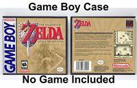 The Legend of Zelda: Link's Awakening - Game Boy GB Case - *NO GAME*