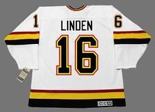 TREVOR LINDEN Vancouver Canucks 1994 CCM Vintage Home NHL Hockey Jersey