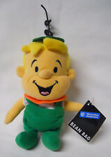 1999 Warner Bros Studio Store Elroy Jetson Mini Bean Bag-Beanie