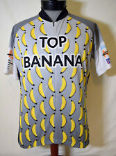Top Banana Vo Max 3/4 Zip Cycling Jersey Adult Size Xl