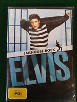 ELVIS PRESLEY   - JAILHOUSE ROCK -   DVD factory sealed
