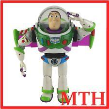 "Buzz Lightyear 12"" Figure Blue Chrome Utility Belt Toy Story RARE HTF VGC"