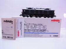 LOT 63241   Märklin H0 33661 E-Lok BR E52 der DR digital mfx HLA in OVP