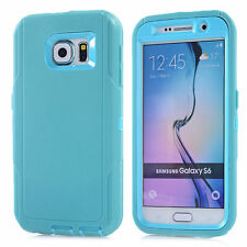 For Samsung Galaxy S6 shockproof Case Cover (Belt Clip fits Otterbox Defender)