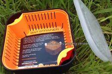 Guru Large Strainer & Drennan 3.3 pint Bait Box