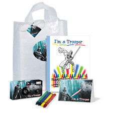 I'm a Trooper Gift Bag- Darth Vader -Single use Disposable Camera /child(Pkg119)