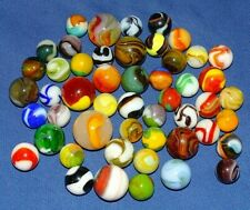 LOT OF 50 ASSORTED MARBLES GRP. 2