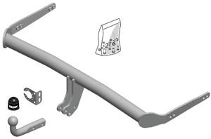 Brink Towbar for Volkswagen Golf Alltrack Estate 2014-2019 - Swan Neck Tow Bar