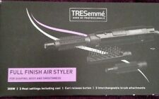 TRESemme 5265TU Full Finish Hot Air Styler with 3 Brushes 300W - Brand New