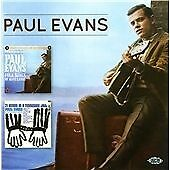 Paul Evans - Folk Songs Of Many Lands / 21 Years In A Tennessee Jail (CDTOP 1367
