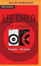 Lee Child - Jack Reacher Collection: Book 7 & Book 8  : Persuader, the Enemy by Lee Child (CD-Audio, 2016)
