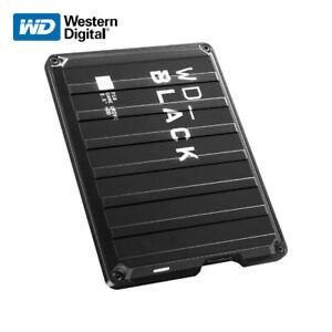 Western Digital WD_BLACK P10 2TB 4TB 5TB Game Drive USB 3.2 Gen 1 PS4 & Xbox One