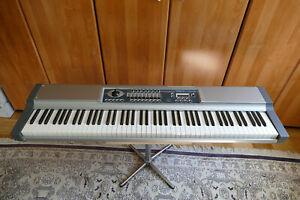 Masterkeyboard Studiologic VMK 188 Plus, gewichtete Tastatur, 88 Tasten mit Case