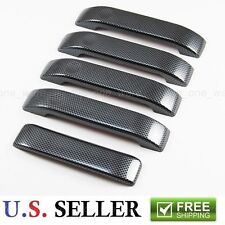 2004 2005 2006 2007 Ford F-150 F150 Carbon Fiber Look Door Handle & Tail Covers