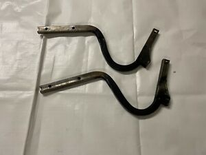 1967-1976 Mopar A Body Trunk Hinges Dodge Plymouth Rear Supports Strut Lift