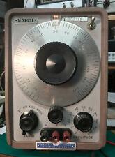 HP 200AB Vintage Audio Oscillator