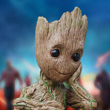 "Guardians of The Galaxy Vol. 2 Baby Groot 6.3"" Figure Flowerpot Style Xams Gift"