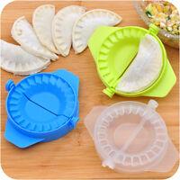 Cute Kitchen Dumpling Tools Dumpling Maker Device DIY Jiaozi Mold Gadgets
