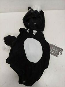 Pottery Barn Kids, Baby Skunk, Halloween Costume, 12-24 months New with tags