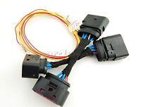 Audi A1 8X Halogen auf Xenon Scheinwerfer Adapter Kabelbaum Kabel
