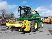JOHN DEERE 7980i PRO - DRIVE USED FORAGE HARVESTER       STOCK NUMBER :-11063722