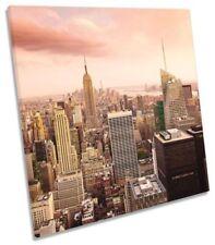 Cityscapes Orange Original Art Prints