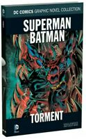 DC COMICS GRAPHIC NOVEL COLLECTION - VOL 60 - SUPERMAN BATMAN - TORMENT - SEALED
