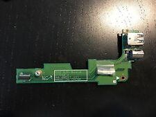 DELL INSPIRON 1525 USB S-VIDEO BOARD 48.4W007.21